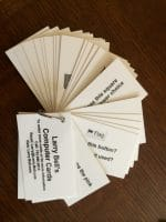 Computer Skills Cards